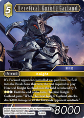 Heretical Knight Garland - 9-061R - Foil