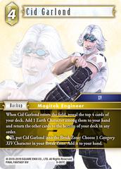 Cid Garlond - 9-067C