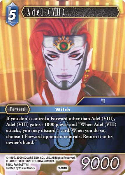 Adel (VIII) - 9-101R