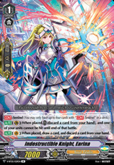 Indestructible Knight, Earina - V-BT05/029EN - R