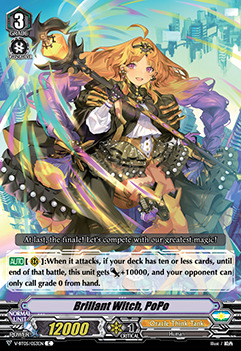 Brillant Witch, PoPo - V-BT05/053EN - C