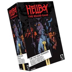Hellboy: The Board Game: The Wild Hunt Expansion
