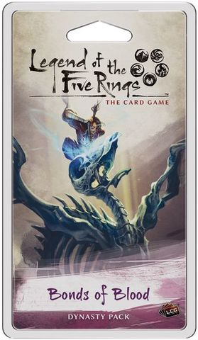 Legend of the Five Rings: The Card Game - Bonds of Blood