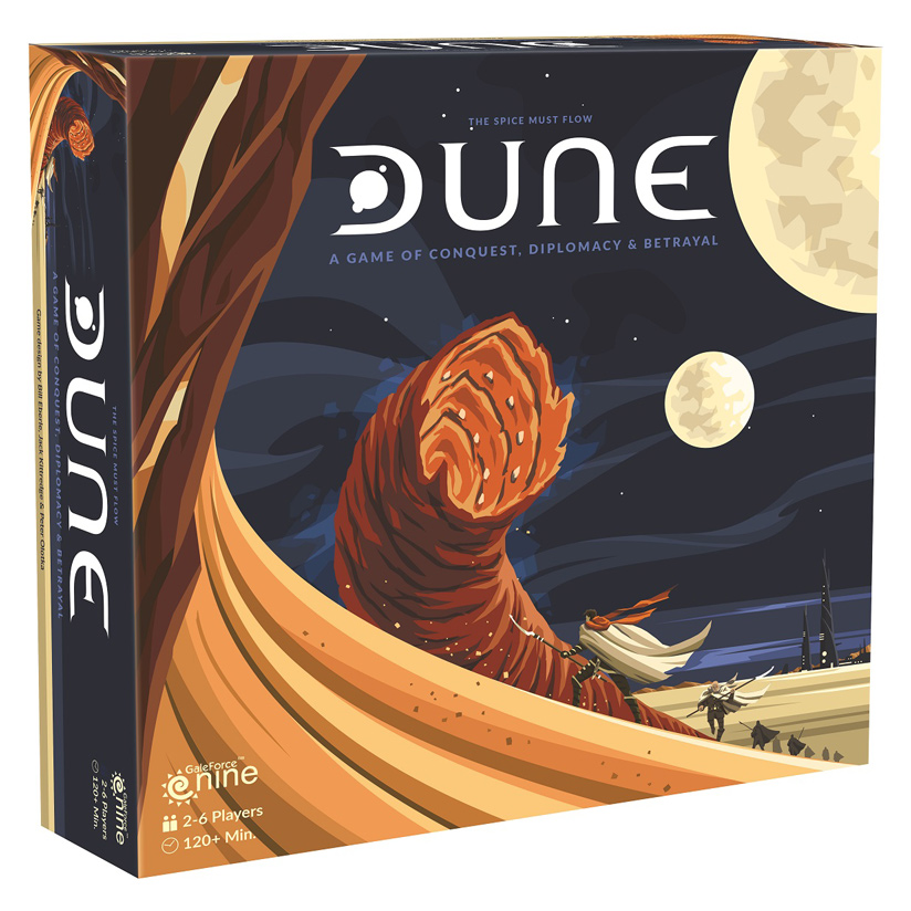 Dune - 2019 (Gale Force Nine)