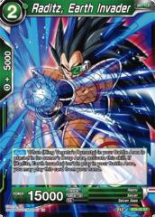 Raditz, Earth Invader - SD9-02 - ST