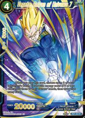 Vegeta, Saiyan of Universe 7 - XD1-02 - ST - Foil