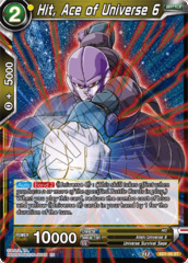 Hit, Ace of Universe 6 - XD1-05 - ST