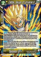 Cabba, Saiyan of Universe 6 - XD1-06 - ST