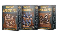 Wh40K Apocalypse Movement Trays (25Mm)