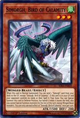 Simorgh  Bird of Calamity - RIRA-EN019 - Common - 1st Edition