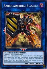 Barricadeborg Blocker - RIRA-EN081 - Common - 1st Edition