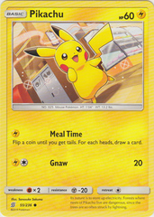 Pikachu - 55/236 - Common