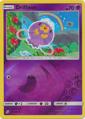 Drifloon - 80/236 - Common - Reverse Holo