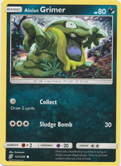 Alolan Grimer - 127/236 - Common