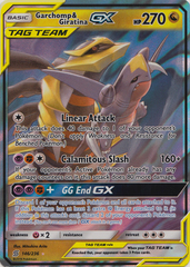 Garchomp & Giratina Tag Team GX - 146/236 - Ultra Rare