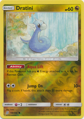 Dratini - 148/236 - Common - Reverse Holo