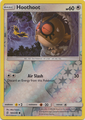 Hoothoot - 165/236 - Common - Reverse Holo
