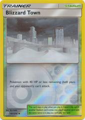 Blizzard Town - 187/236 - Uncommon - Reverse Holo