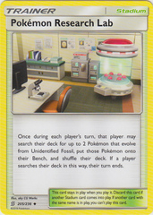 Pokemon Research Lab - 205/236 - Uncommon