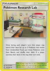 Pokemon Research Lab - 205/236 - Uncommon