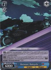 Batman: Batcycle - BNJ/SX01-082 U