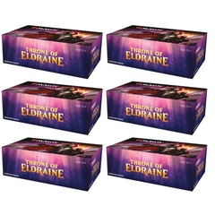 Throne of Eldraine Booster Case (6 boxes) (Ships Oct 4)