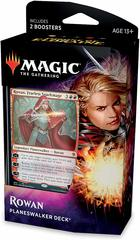 Throne of Eldraine Planeswalker Deck - Rowan, Fearless Sparkmage