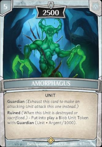 Amorphagus