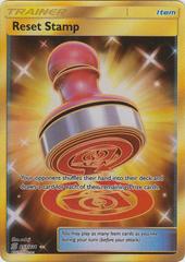 Reset Stamp - 253/236 - Secret Rare