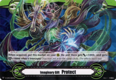 Imaginary Gift [Protect II] - Ice Prison Necromancer, Cocytus - V-GM2/0012EN - PR