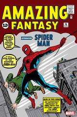 Amazing Fantasy #15 Facsimile Edition (STL134166)