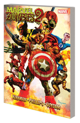 Marvel Zombies Tp Vol 02 New Ptg (STL134177)