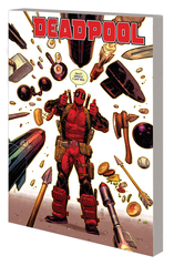 Deadpool By Skottie Young Tp Vol 03 Weasel Goes To Hell (STL134738)