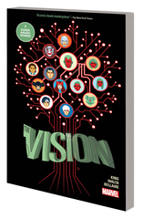 Vision Complete Collection Trade Paperback