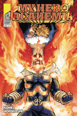 My Hero Academia Gn Vol 21 (STL129201)