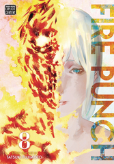 Fire Punch Graphic Novel Vol 08 (Mature Readers)