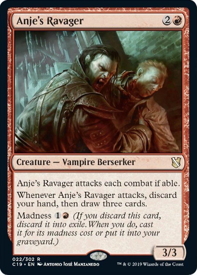 Anjes Ravager