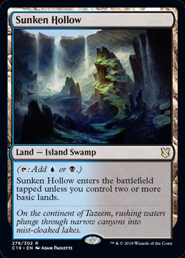 Sunken Hollow