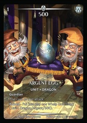 Argent Egg (Full Art)