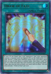 Draw of Fate - DUPO-EN003 - Ultra Rare - Unlimited Edition