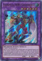 Elemental HERO Grandmerge - DUPO-EN004 - Ultra Rare - Unlimited Edition