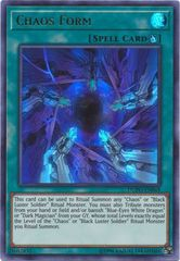 Chaos Form - DUPO-EN049 - Ultra Rare - Unlimited Edition on Channel Fireball