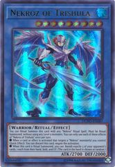 Nekroz of Trishula - DUPO-EN087 - Ultra Rare - Unlimited Edition