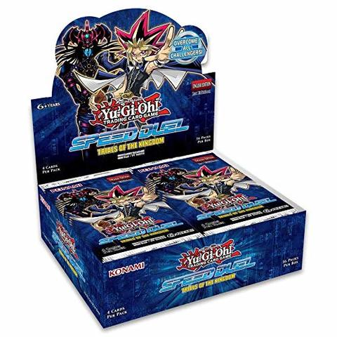Speed Duel - Trials of the Kingdom Booster Box