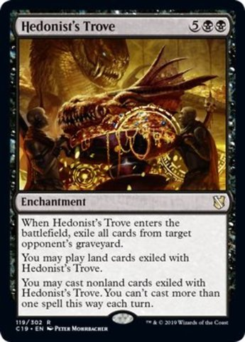 Hedonists Trove
