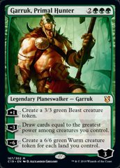 Garruk, Primal Hunter (C19)