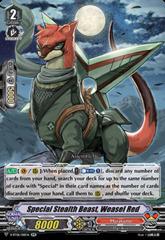 Special Stealth Beast, Weasel Red - V-BT06/018EN - RR