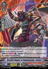 Stealth Rogue of Summoning, Jiraiya - V-BT06/019EN - RR