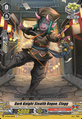 Dark Knight Stealth Rogue, Clogg - V-BT06/060EN - C