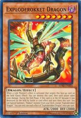 Exploderokket Dragon - SDRR-EN004 - Common - 1st Edition